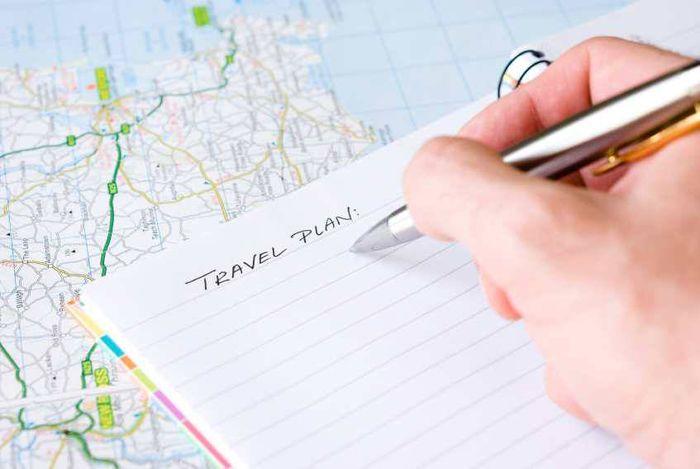 Lập kế hoạch cho chuyến đi không bao giờ là thừa