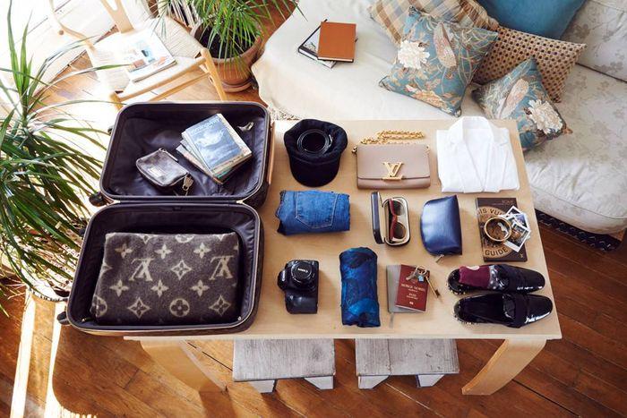 Tuyệt chiêu xếp vô số đồ đạc khi đi du lịch