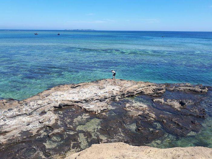 Đảo Bé lý sơn, kinh nghiệm du lịch lý sơn