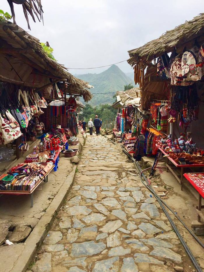 Chợ sapa