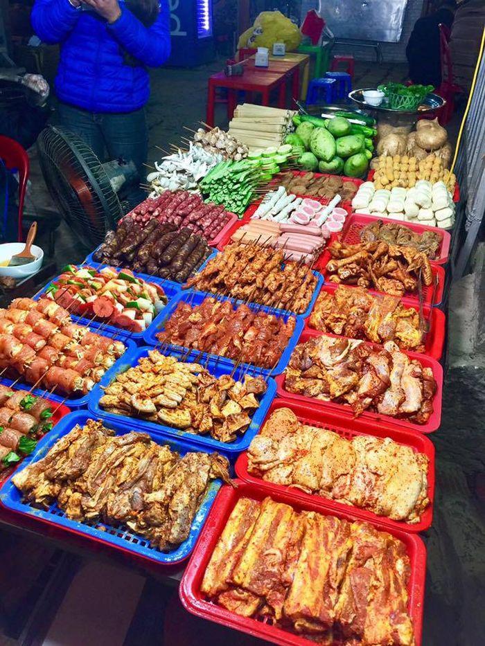 Chợ đồ ăn sapa đẹp