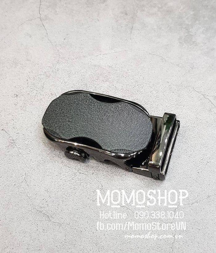 Mặt khóa thắt lưng nam cao cấp giá rẻ dn215 đen