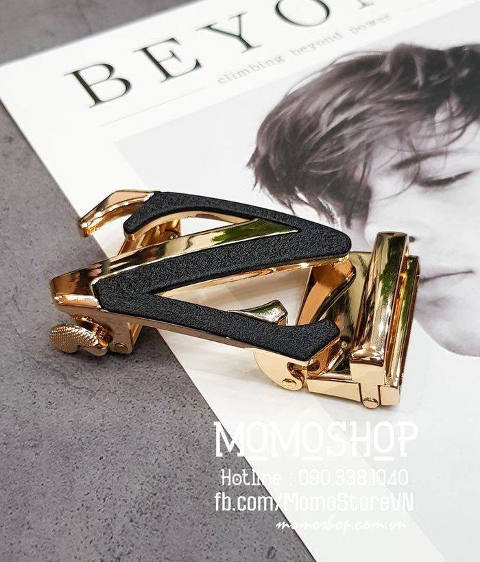 Mặt khóa thắt lưng nam giá rẻ quận 3 hcm dn210 vàng