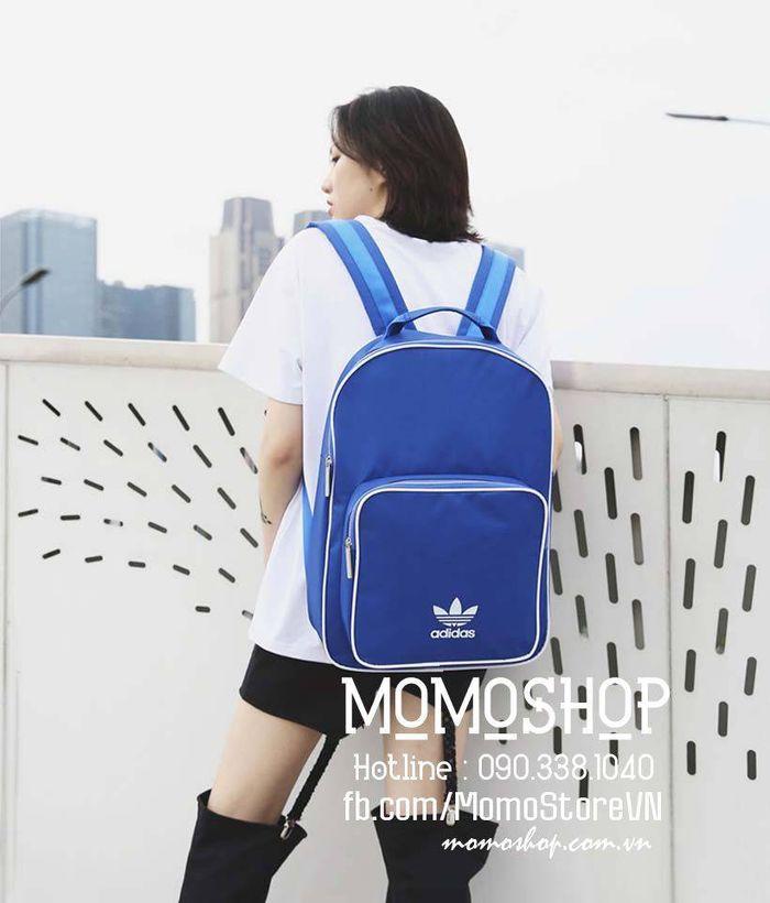 Balo du lịch Adidas BL451 xanh dương