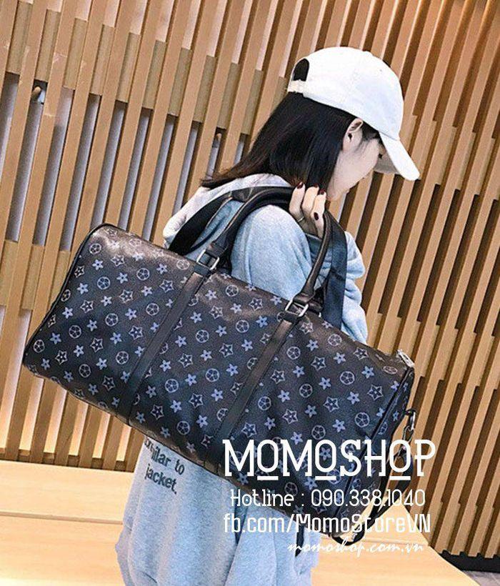 Túi xách du lịch nữ thời trang bn270-den