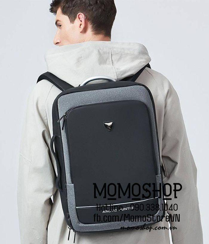 Balo laptop 17 inch Arctic Hunter cao cấp BL467