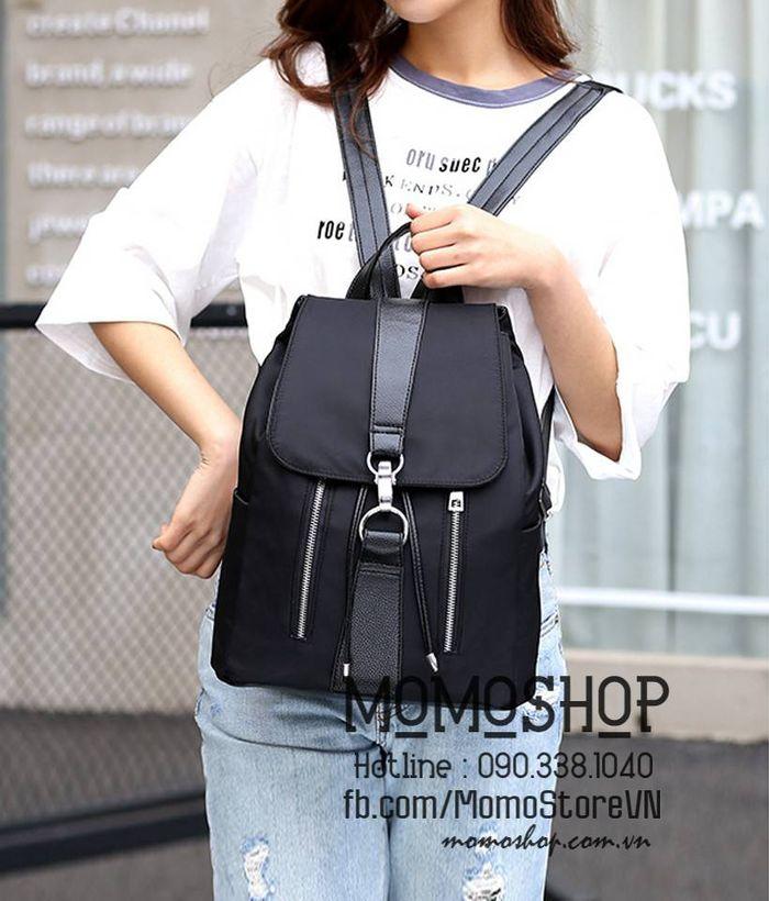 Balo mini nữ đẹp chống nước kiểu dáng Hàn Quốc, chất lượng siêu bền