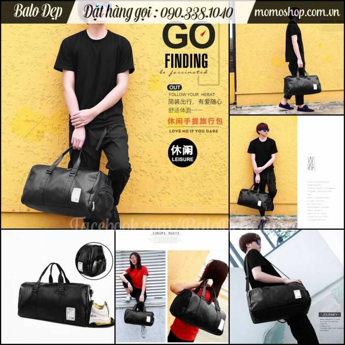 Túi xách du lịch da cỡ lớn Filt thiết kế đẹp, giá rẻ nhất tphcm