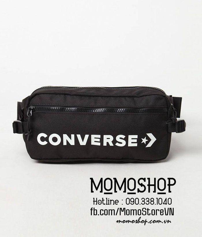 Túi đeo chéo vải Converse bn317den