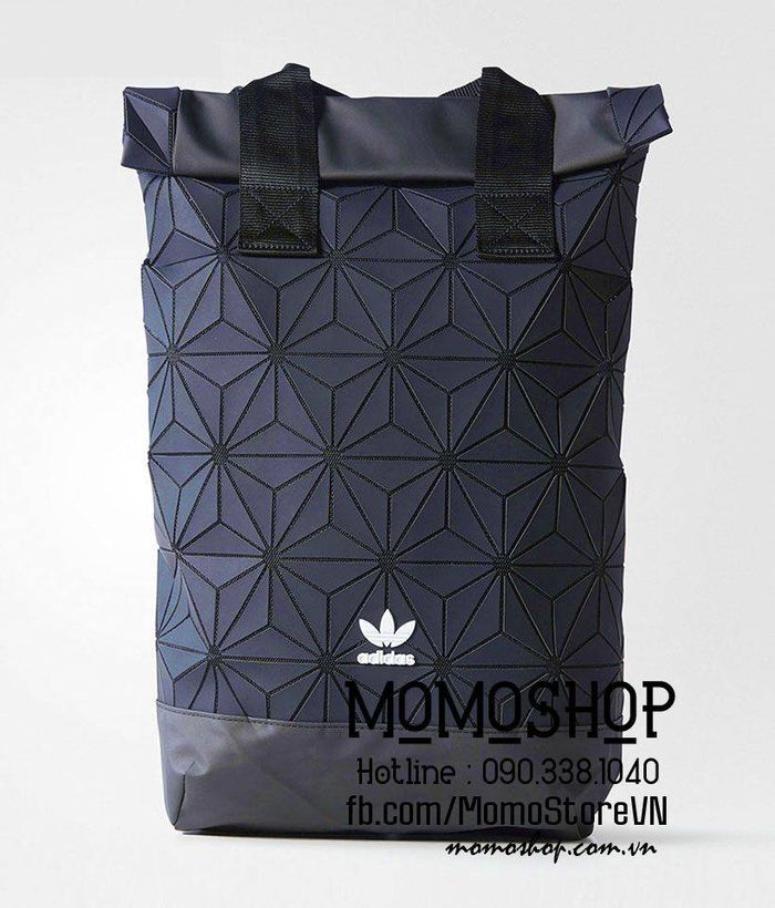 Balo Adidas 3D Gym Sack Thời Trang Bl478 Xanh