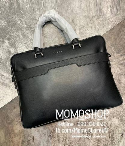 Túi xách laptop 14 inch Pedro cao cấp bn693 đen
