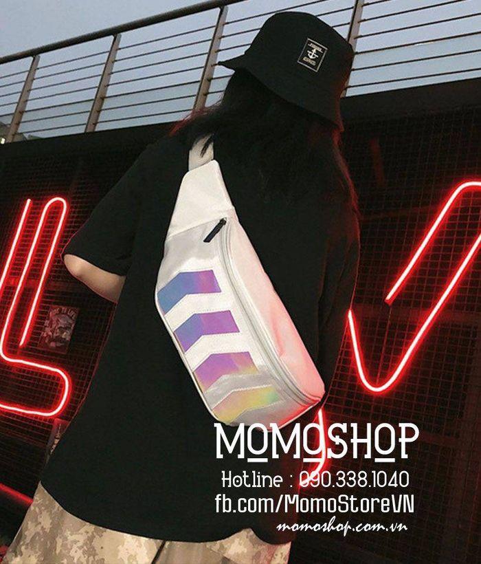 Túi bao tử thời trang Hàn Quốc bn424ghi