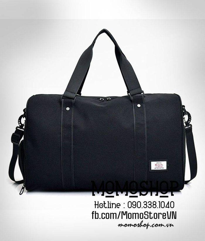 Túi du lịch vải thời trang bn425den