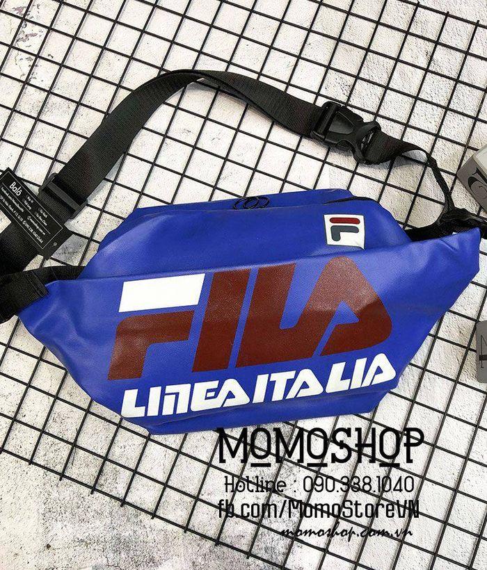 Túi đeo chéo thể thao Fila chất lượng tốt bn511 xanhduong