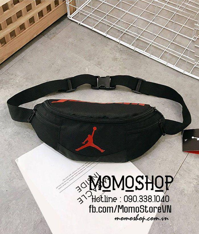 Túi đeo chéo thể thao Jordan bn510 den