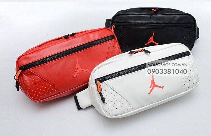 Túi đeo chéo Jordan thời trang bn512 đen