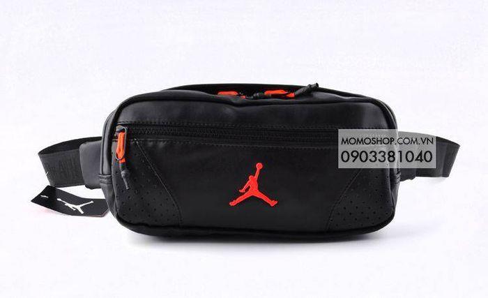 Túi đeo chéo nam cao cấp bn512 đen