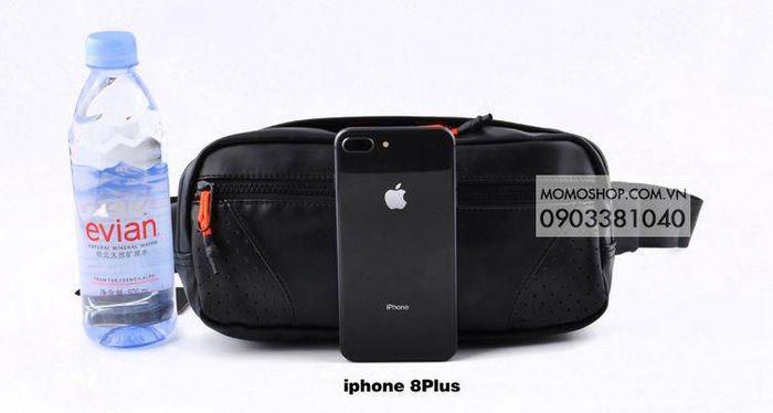 Túi đeo chéo nam chất lượng bn512 đen