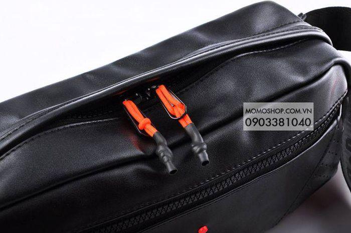 Túi đeo chéo nam đẹp xịn bn512 đen