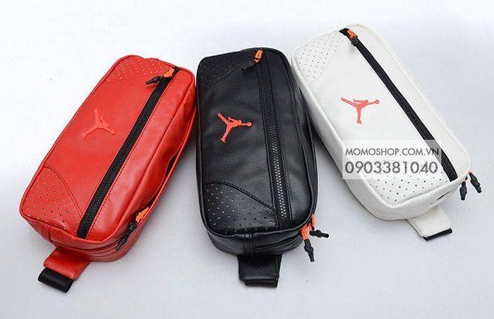 Túi đeo chéo nam thời trang bn512 đen