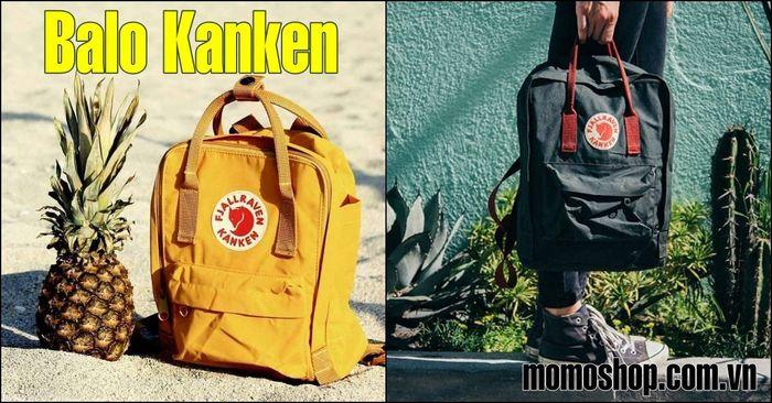 Balo Kanken cao cấp