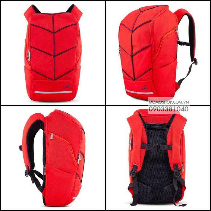 Balo Seliux F15 Eagle Backpack M Red