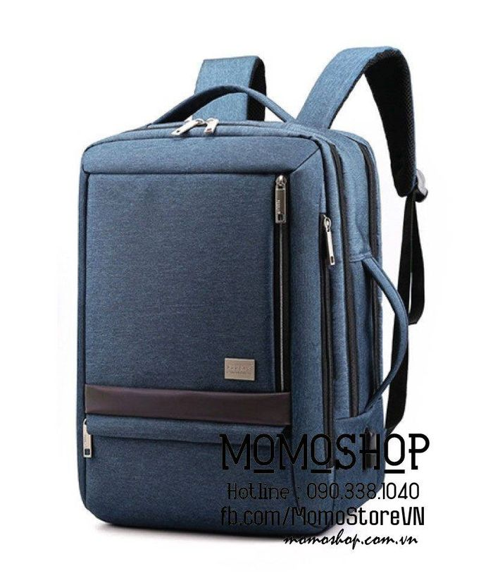 Balo đựng laptop 15 inch giá ưu đãi bl539 xanhduong