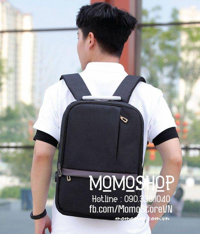 Balo laptop 15 inch giá tốt nhất Hà Nội bl533 den
