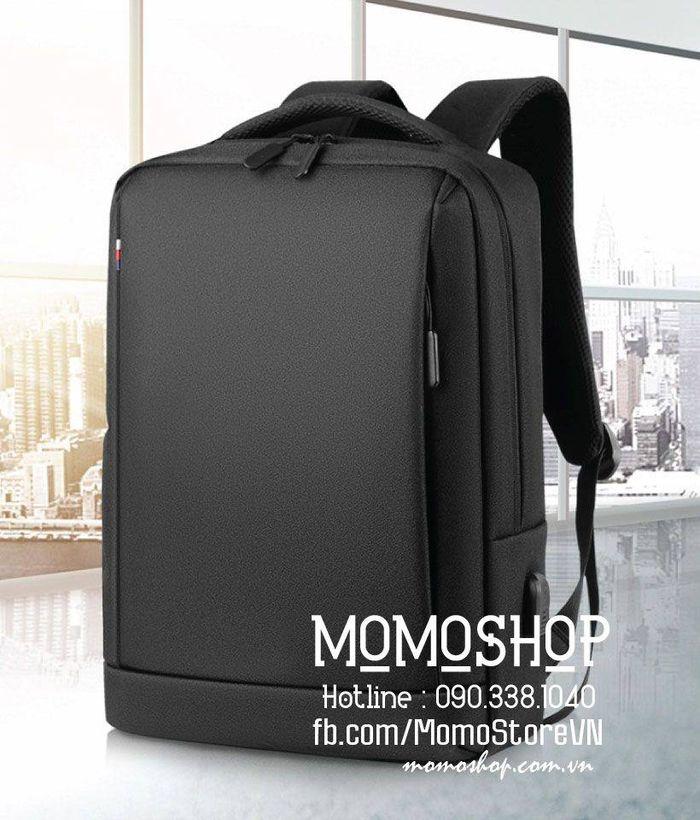 Balo laptop 15 inch thời trang giá tốt bl536 den