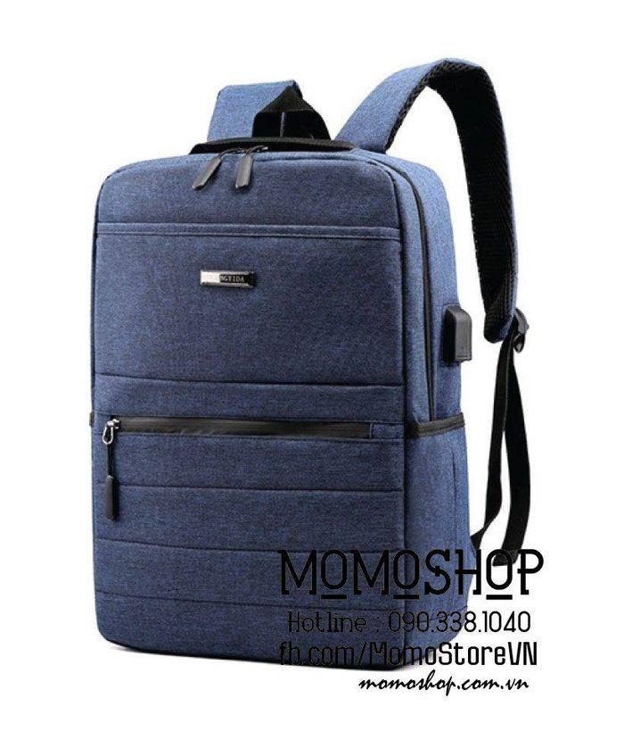 Balo laptop đi học giá tốt nhất bl531 xanhduong