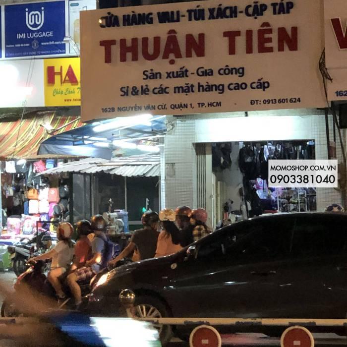 Cửa hàng Thuận Tiên Nguyễn văn cừ sửa vali , túi xách , balo , cặp