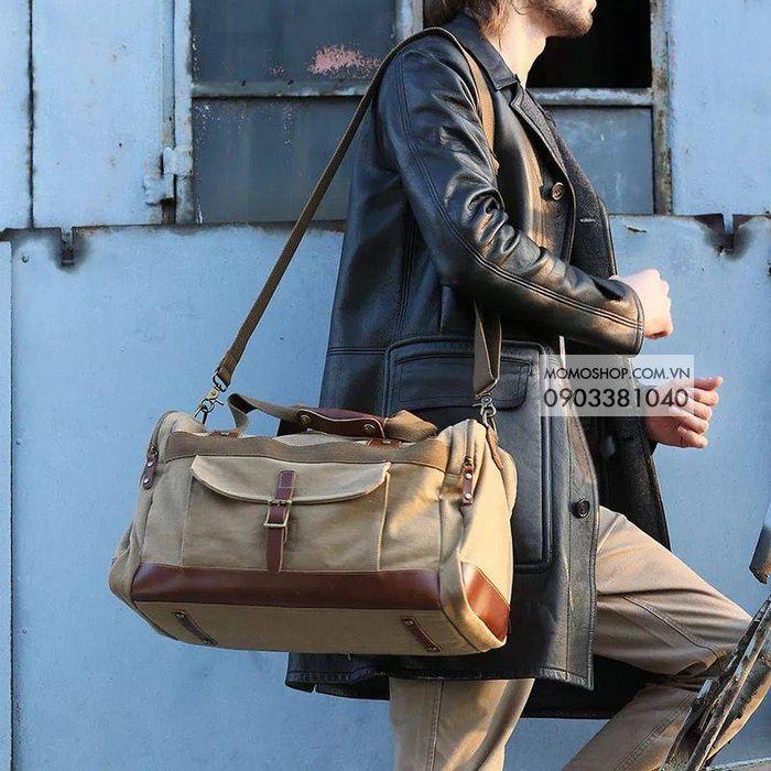 Duffle Bag sang trọng