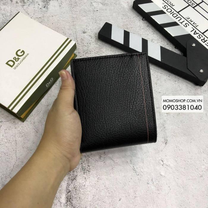 Hình chi tiết về Ví DG đẹp thời trang BN534 đen ví nam xịn