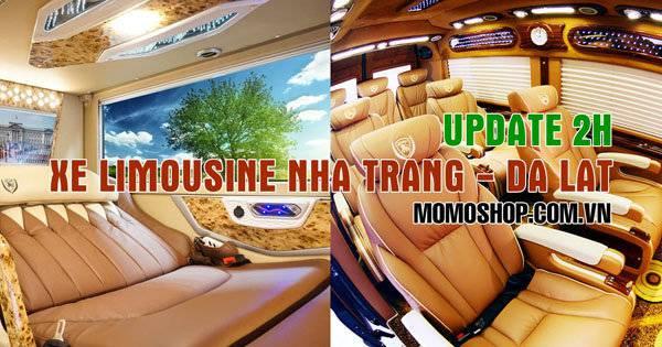 [ Thông tin – Giá vé ] Xe Limousine tuyến Nha Trang Đà Lạt [Mới cập Nhật 2h trước]