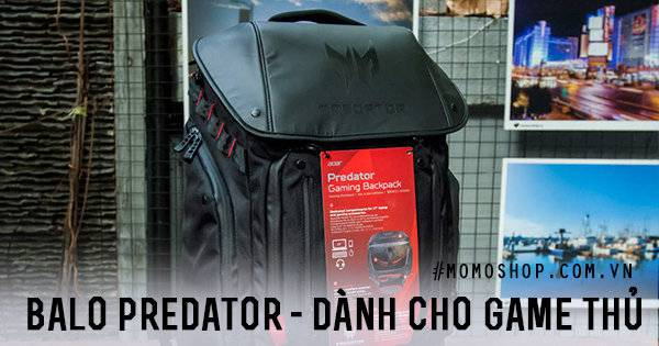 Balo Predator – Balo siêu cấp dành riêng cho game thủ