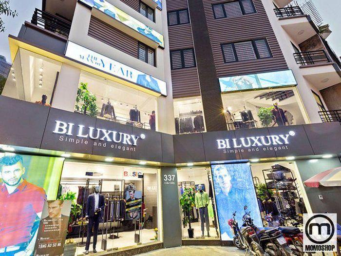 Biluxury - Thời trang nam thiết kế