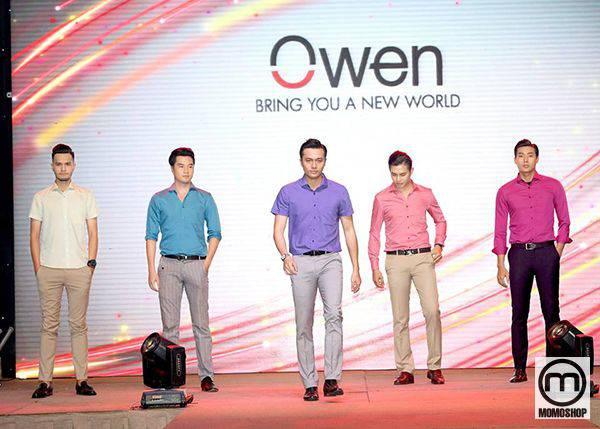 Owen - Tự tin, lịch lãm