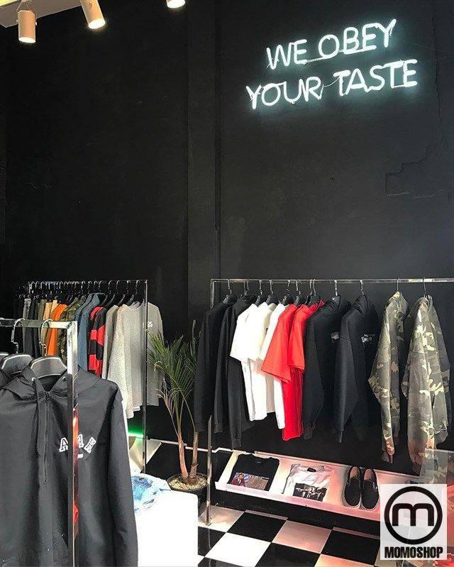 Shop All About Him - Phong cách Underground