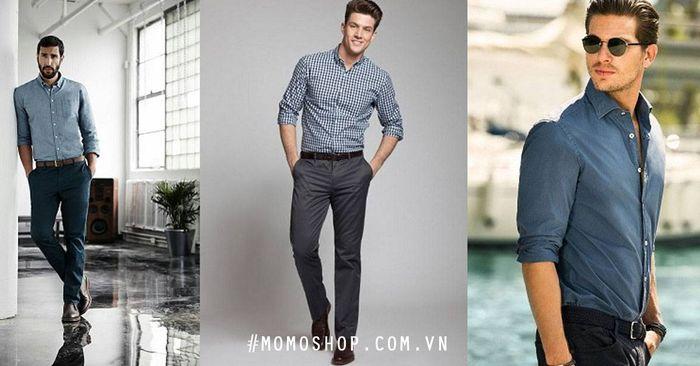Các thương hiệu và những shop bán thời trang nam