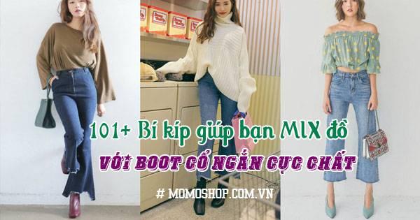 101+ Bí kíp giúp bạn MIX đồ với Boot cổ ngắn cực CHẤT