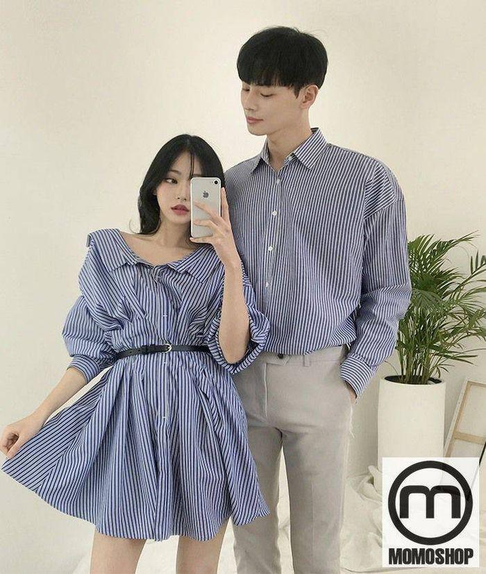 Về sản phẩm chính, có thể nói, quần áo đẹp là shop trẻ của váy đôi Tphcm với váy nam và nữ kiểu Hàn Quốc với giá tham khảo khoảng 400.000 đồng.