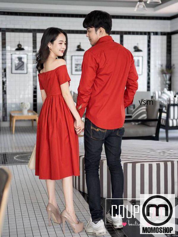 Thời trang cặp đôi ngày càng đa dạng và phong phú về thiết kế, đó cũng là phương châm của cửa hàng couple AT.