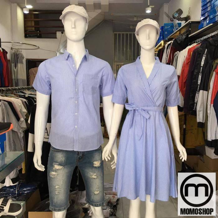 Tina Shop được thành lập với mong muốn mang lại hạnh phúc trọn vẹn cho những người yêu nhau thông qua các mẫu đôi, váy đôi, váy - váy đôi, ... đầy đủ giá ngọt từ 320k - 450k.