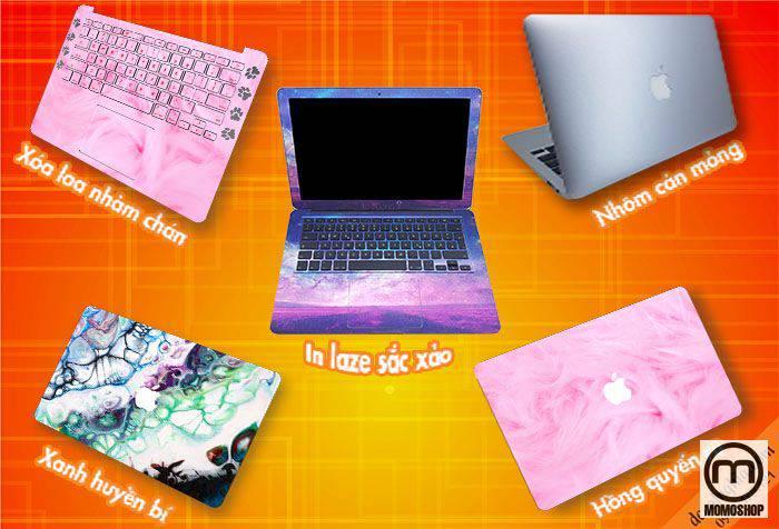 Địa Chỉ Dán Decal, Skin Laptop- Pig skin