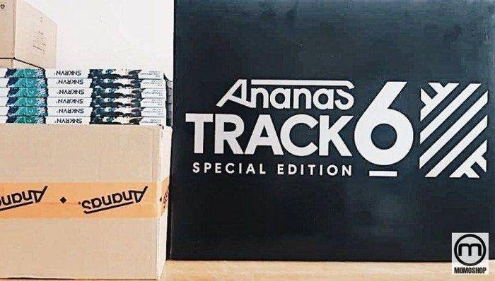 Review về giày Ananas Track 6 – Sang trọng, nổi bật từ ý tưởng đến thiết kế