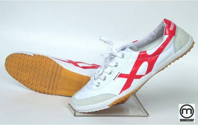 Mua giày vải trắng Asia trên các trang web thương mại điện tử