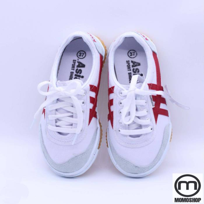 Mua giày vải trắng Asia giá rẻ vô địch tại Namtrung Safety