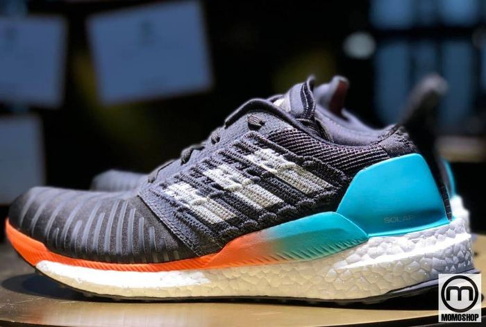 Adidas Solar Boost - Mang tính cách mạng công nghệ lớn