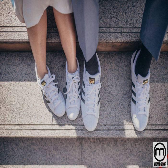 Giày đôi couple mix cùng đồ cặp