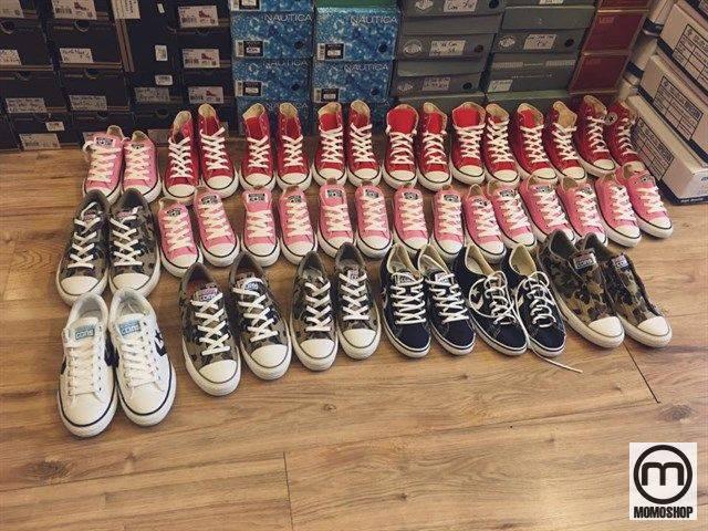 Converse HCM - Shop giày converse nổi tiếng